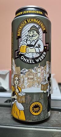 Onkel Weber Bayerisch Schwarzbier by Liquid World GbR