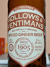 Spiced Ginger Beer by Fentimans