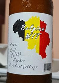 Belgian Wit от Одесская Частная Пивоварня