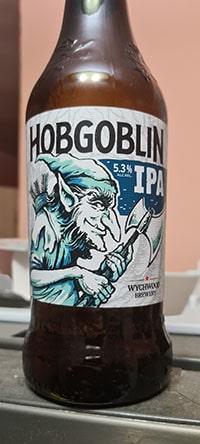 Hobgoblin IPA by Wychwood Brewery