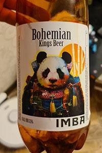IMBA от Bohemian Kings Beer