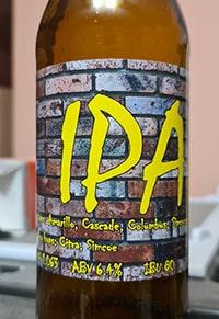 IPA від Одеська Приватна Пивоварня