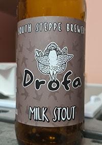 Milk Stout від Дрофа