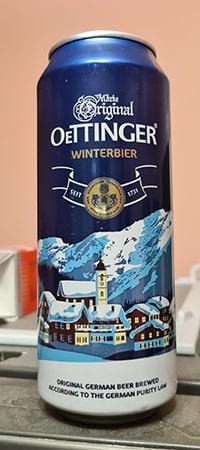 Oettinger Winterbier by Oettinger Brauerei