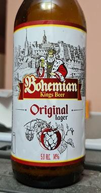 Original Lager від Bohemian Kings Beer