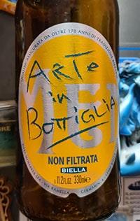 Arte In Bottiglia by G. Menabrea & Figli