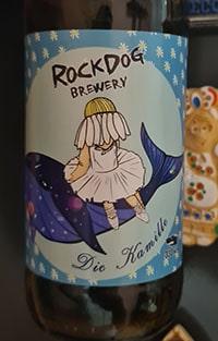 Die Kamille by Rock Dog Brewery