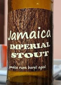 Jamaica imperial stout от Одесская Частная Пивоварня