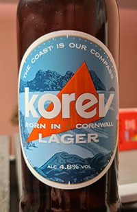 Korev by St Austell Brewery