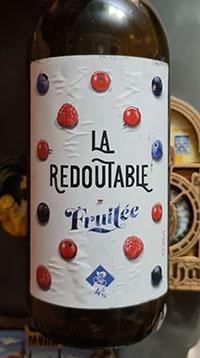 La Redoutable Fruitee by Brasserie La Binchoise