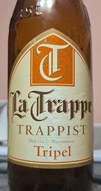 La Trappe Tripel by Bierbrouwerij De Koningshoeven