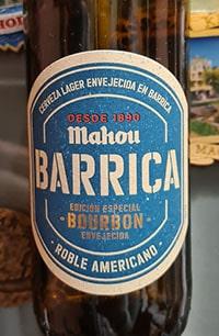 Barrica Bourbon by Grupo Mahou-San Miguel