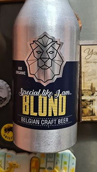 Brasserie Lion 8 - Special like I am... Blond