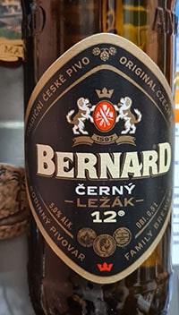Cerny Lezak 12 by Bernard Family Brewery
