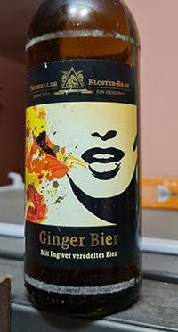 Ginger Bier by Klosterbrauerei Neuzelle
