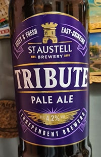 Tribute by St Austell Brewery
